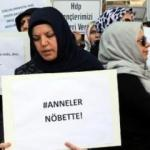 Evlat nöbetine Kayseri'den de destek geldi