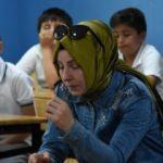 Gözyaşları sel oldu! Fenalaşan öğretmen öldü