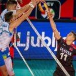 Filenin Efeleri Slovenya'ya mağlup oldu