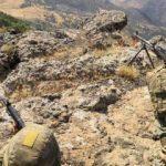 Muş ve Hakkari'de 5 terörist etkisiz hale getirildi