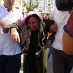 HDP binası önünde evlat nöbetine katılan anne acı haberle yıkıldı