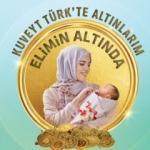 Kuveyt Türk'te Altınlarım Elimin Altında