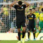 Manchester City'nin 18 maçlık serisini Norwich bozdu!