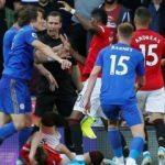 Manchester United, Çağlar'lı Leicester'ı tek golle geçti