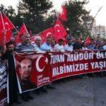 Mardin'den, Diyarbakır'da eylem yapan ailelere destek