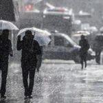 Meteoroloji'den Doğu Karadeniz için sel, İstanbul için sağanak uyarısı