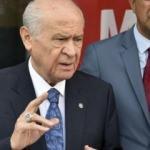MHP lideri Bahçeli'den operasyon mesajı!
