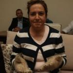 'Raynaud fenomeni' hastasına Savcı Sayan'dan destek