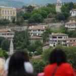Tarihi illçe nüfusunun 18 katı turist ağırladı!