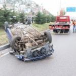Samsun'da feci kaza: 5'i çocuk 9 yaralı