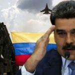 Venezüela'da savaş hazırlıkları hat safhada