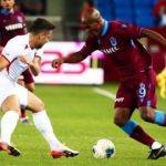 Trabzonspor - Gençlerbirliği maçında dört gol