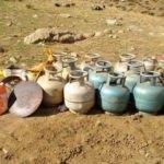 Van'da, terör örgütü PKK'ya ait 3 sığınak imha edildi