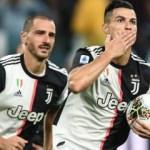 Merih'li Juventus zorlansa da kazandı!