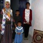 Yürek burkan yaşam! 3 çocuğuyla ortada kaldı