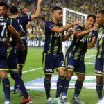 Alanyaspor - Fenerbahçe maçında ilk 11'ler