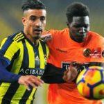 Alanyaspor - Fenerbahçe maçında ilk yarı...