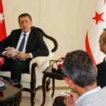 Bakan Selçuk: Kıbrıs, bizim için bir milli dava