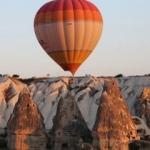 Balon turları, Peri Bacaları ve Anadolu'nun güneşi: Kapadokya