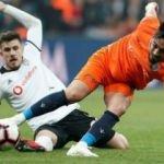 Beşiktaş'a ters rakip: Başakşehir