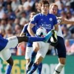 Çağlar'lı Leicester, Tottenham'ı devirdi!