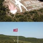 Çanakkale'nin simgesi 'Dur Yolcu' anıtı yenilendi