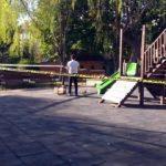 Çocuk parkında dehşet! Vatandaşlar linç etmek istedi