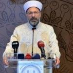 Diyanet İşleri Başkanı Erbaş: İslam denge dinidir