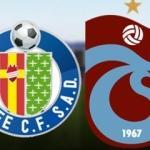 Getafe Trabzonspor maçı saat kaçta hangi kanalda yayınlanacak?