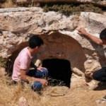 Kaçak kazıda 1500 yıllık mozaik bulundu!