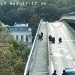'Köprüyü patlatırım' diyen saldırgan bakın neyi vurmuş!
