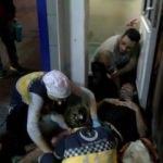 Metrobüste yer kapma kavgası kanlı bitti