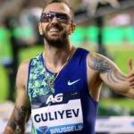 Ramil Guliyev Gloria Cup'ta birinci oldu!