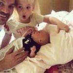 Tolga Karel 3. kez baba oldu