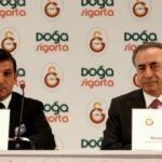 Galatasaray sponsorluk anlaşmasını uzattı