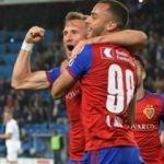 Trabzonspor'un rakibi Basel farklı kazandı