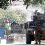 Afganistan'da seçim bürosuna bombalı saldırı