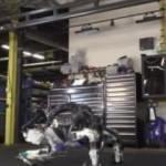 Atlas robotun yeni görüntüleri yayınlandı!