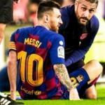 Barcelona'dan sakatlık açıklaması! 'Messi...'