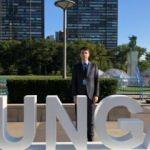 BM'de Türkiye'yi ilk kez 30 yaş altı bir isim temsil etti