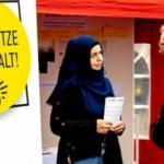 'Çeşitliliği Destekle' etkinliği: Müslüman kadınlara bıçaklı saldırı!