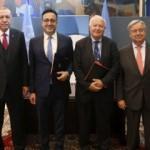 Cumhurbaşkanı Erdoğan'ın katılımıyla BM'de kritik imza
