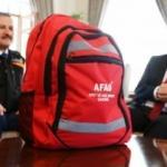 Deprem çantasının maliyeti 440 TL