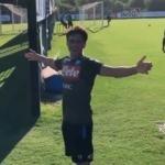 Eljif Elmas'tan kale arkasından gol