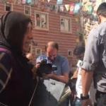 Evlat nöbetindeki anne HDP kapısında haykırdı: Bırakın içeri gireyim