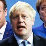 Fransa, Almanya ve İngiltere'nin kararına sert tepki