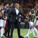Galatasaray-F.Bahçe derbisinde ilginç an!