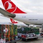 Hava yükünün yüzde 65'ini İstanbul omuzladı