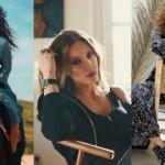 Hercai dizisinin yıldızı Ebru Şahin, paylaşımıyla büyülüyor!