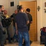 İsrail güçleri Filistinli bakanı gözaltına aldı!